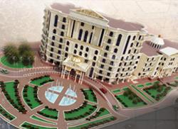 5 Stars Hotel (B+G+7)