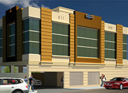 Proposed G+2 Residential Building