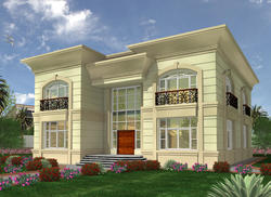 Concepts for Residential Villa