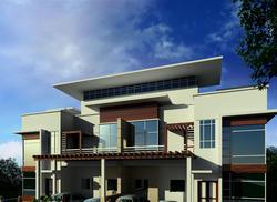 G+1 Twin Villa